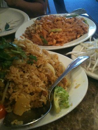 Thai Food Lynnwood Washington