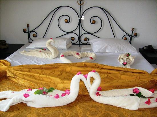 Nouvelles Frontieres Hotel-Club Le Djerba: chambre de l'hotel