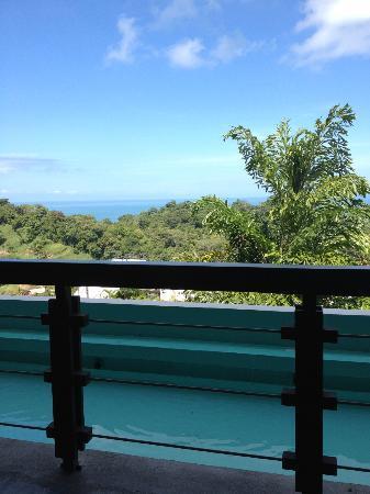 Gaia Hotel & Reserve: View from La Luna 