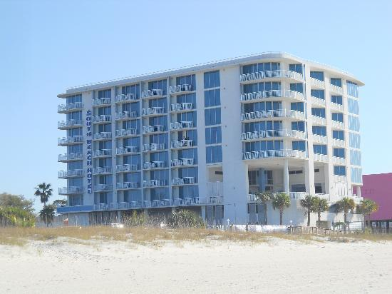 South Beach Biloxi Hotel Suites View From