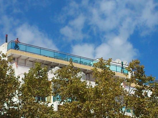 Astoria Park : roof terrace