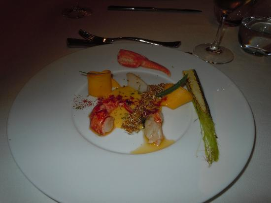 La Bigarrade: Lobster and Mango