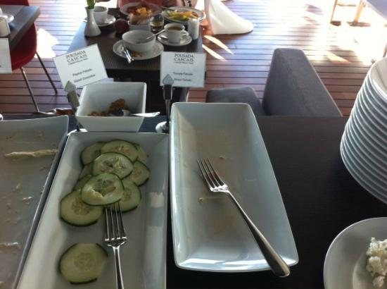 Pestana Cidadela Cascais: Breakfast