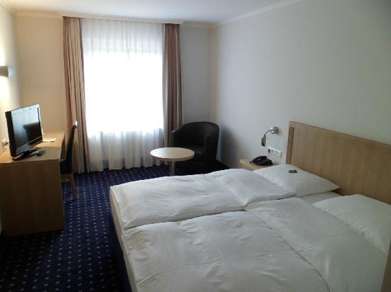Hotel Cap Polonio: room
