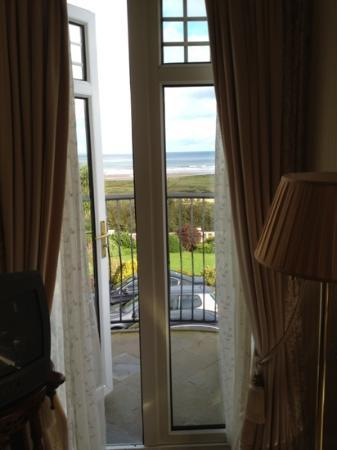 The Shores Country House: our balcony