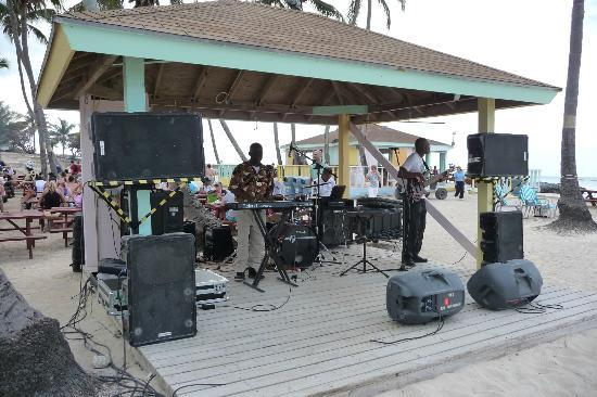 Great Stirrup Cay: Steel Band...
