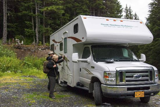 Denali National Park Campgrounds: great RV