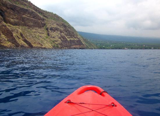 Big Island Captain Cook Kayak