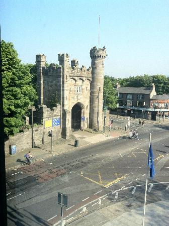 Hilton Dublin Kilmainham: View from the room