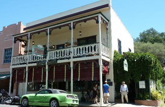 1859 Historic National Hotel: The hotel
