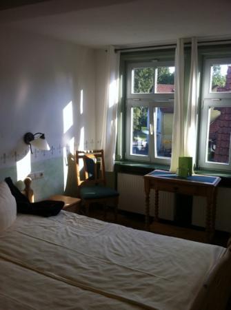 Fahrrad und Familienhotel Aegidienhof: Zimmer