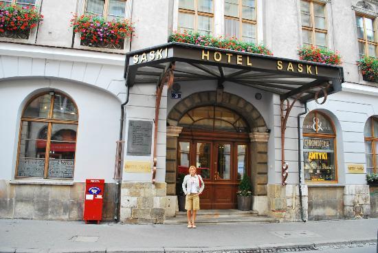 Saski Hotel: Hotel