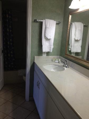Bryan's Spanish Cove: Bathroom
