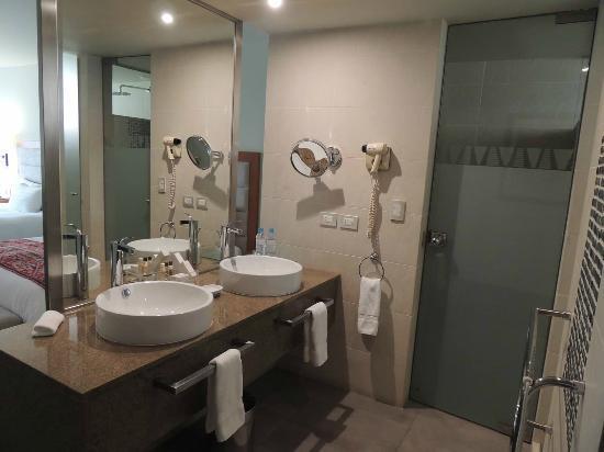 Aranwa Sacred Valley Hotel & Wellness : Bathroom