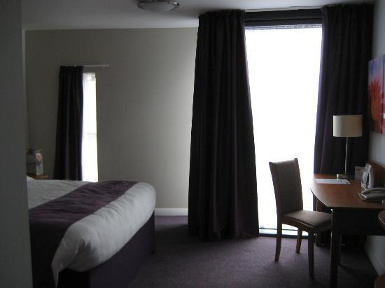 Premier Inn London Southwark (Tate Modern) Hotel: Bedroom