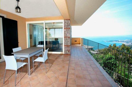 Villa Virginia: Penthouse view