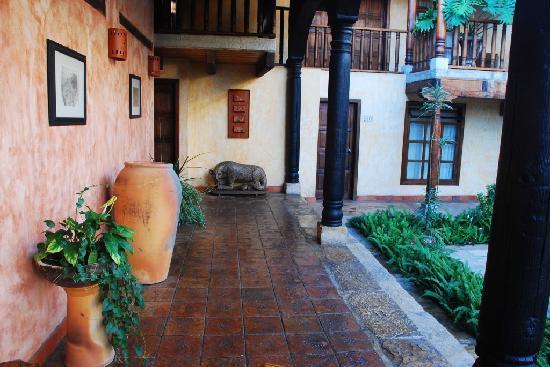 Hotel Casavieja: hotel stile coloniale