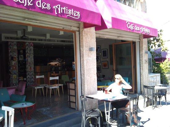 Cafe Des Artistes