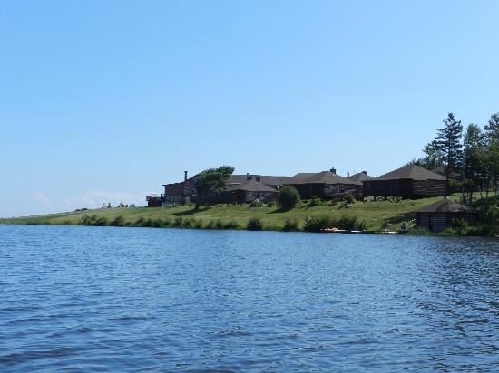 Pictou Lodge Beachfront Resort: Cottages