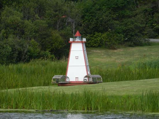 Pictou Lodge Beachfront Resort : Lighthouse