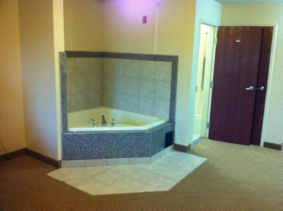 Comfort Inn Lancaster County: another look
