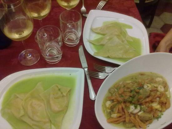 Il Portico: raffinatezze culinarie, pesce freschissimo
