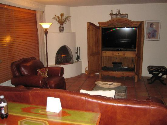 Living room - サンタ フェ、フ...