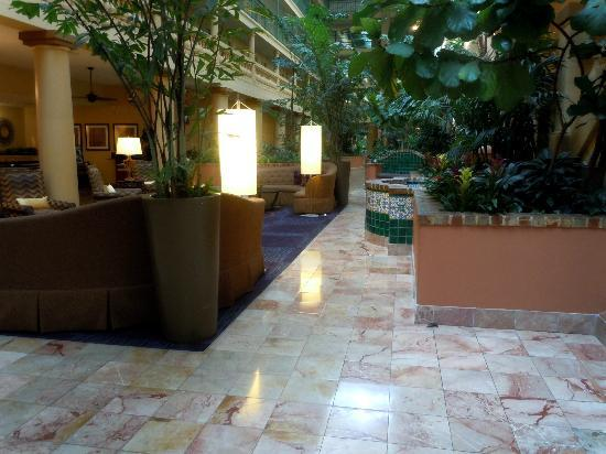 Embassy Suites by Hilton Hotel Los Angeles International Airport South: Embassy Suites LAX South Lobby