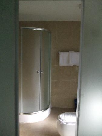 Valley Stars Inn: Brand new bathroom