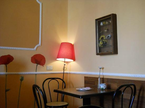 Hotel Ideal : Sala lettura