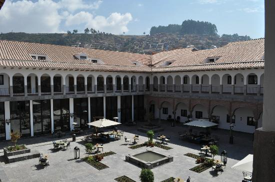 JW Marriott El Convento Cusco : inside the JW
