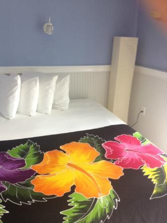 Ibis Bay Beach Resort : cozy bed