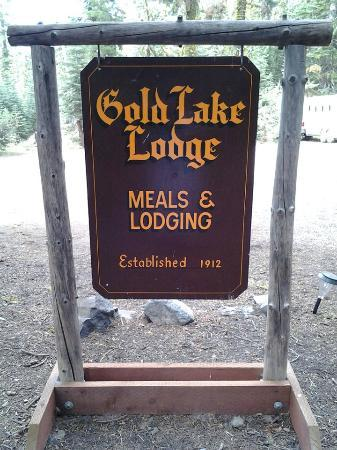 ‪‪Gold Lake Lodge‬: Established 1912