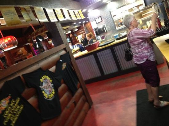 Daytona Pig Stand BBQ Restaurant: Mmmmmm!