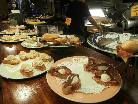 Best Tapas Restaurant In San Sebastian Trip Advisor