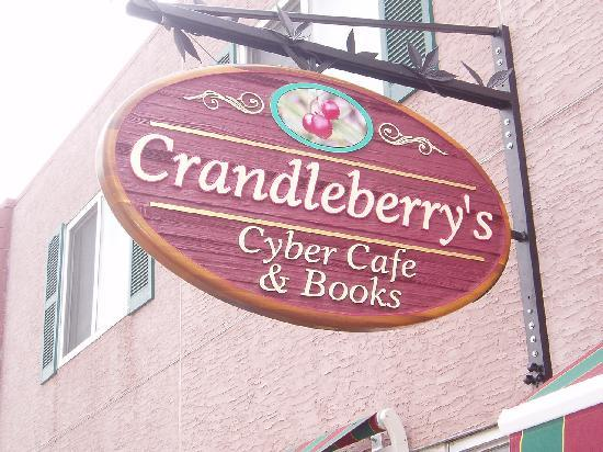Crandleberry's : The Mighty Oak Sign by Kims Sign of the Times
