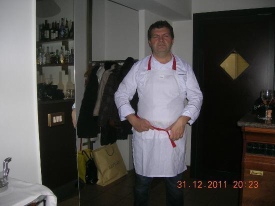 Mortara, Italy: cuoco Narciso