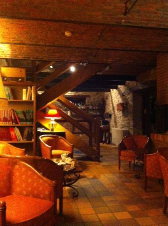 Hostellerie Relais de l'Ourthe: bar