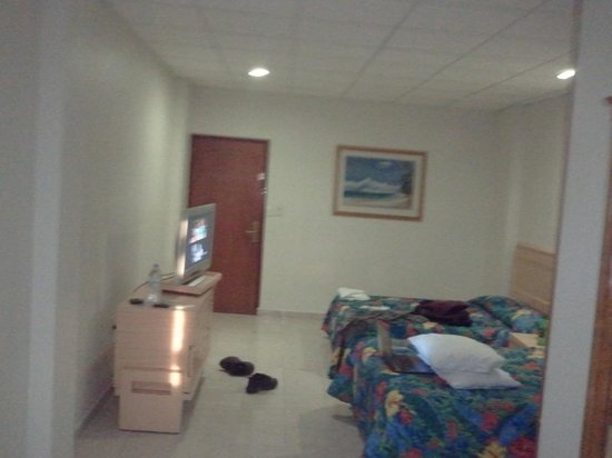 Hotel & Suites Arges : The Room