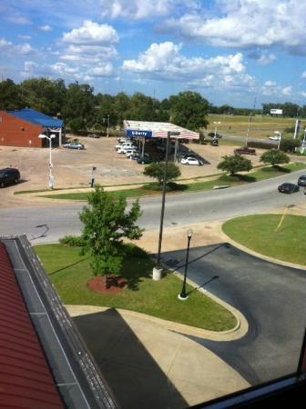 Holiday Inn Express Hotel & Suites Montgomery/Boyd Cooper Parkway: view from the room