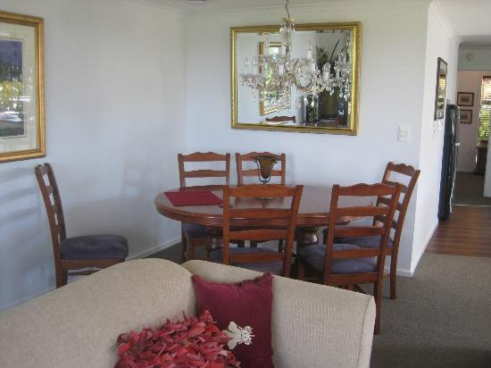 Bayview at 91: Dining Room - not used this time but elegant