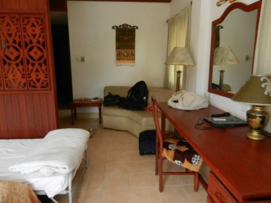 """Vansana Vang Vieng Hotel: """"Deluxe"""" room"""