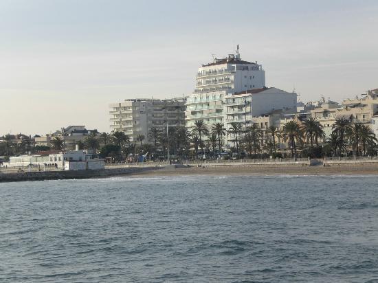 Mediterraneo Sitges: Mediterranea desde el mar