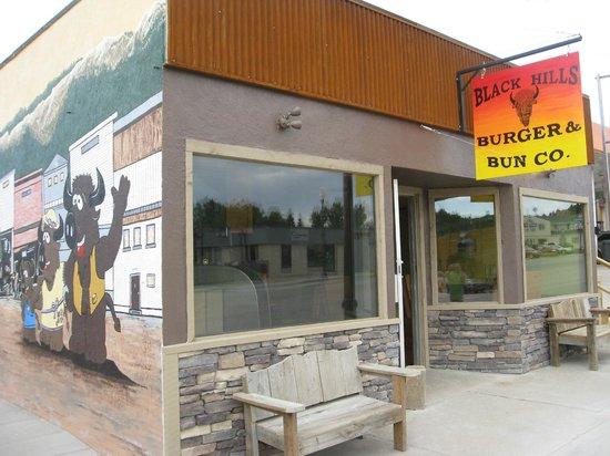 Black Hills Burger and Bun Co.: BHBBC