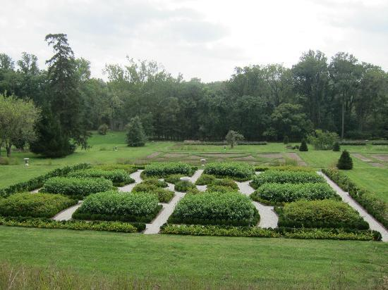 Hampton National Historic Site: Formal Garden