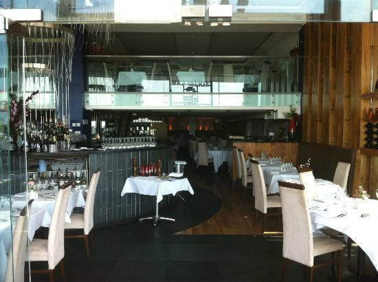 Brasserie Fish and Grill: Inside