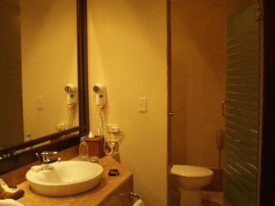 Paradisus Punta Cana: Inside bathroom