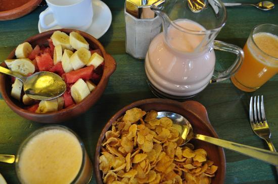 Vieja Cuba: Delicious breakfast