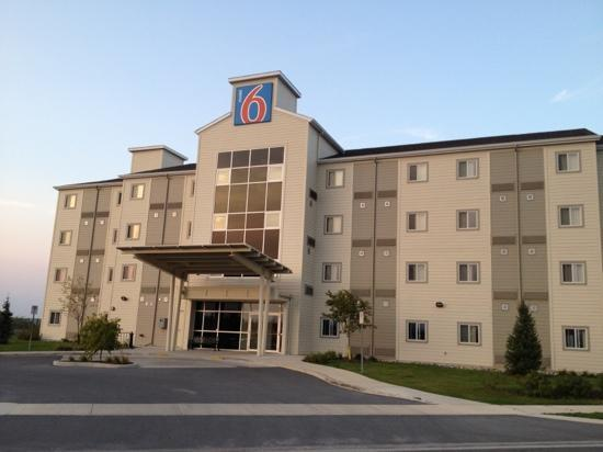 Motel 6 Kingston: Motel 6 - Kingston