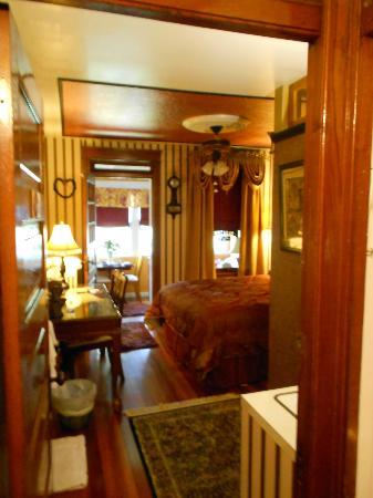 Raphael Inn Bed and Breakfast: Lincoln Room